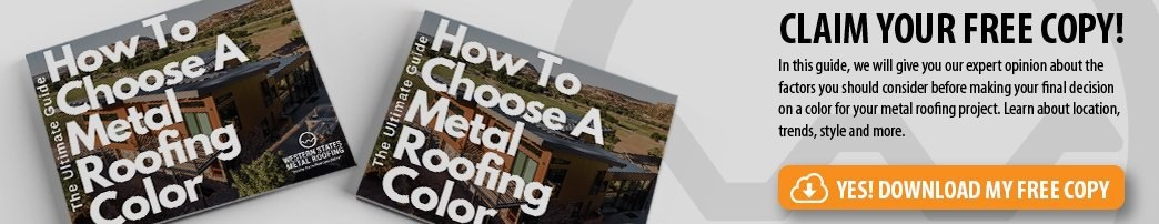 Download Your Free Metal Roofing Color Guide
