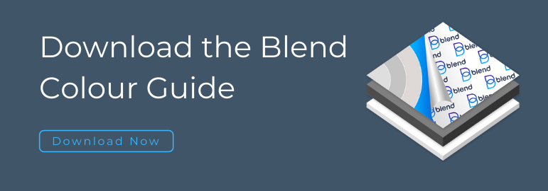 Blend Colour Guide