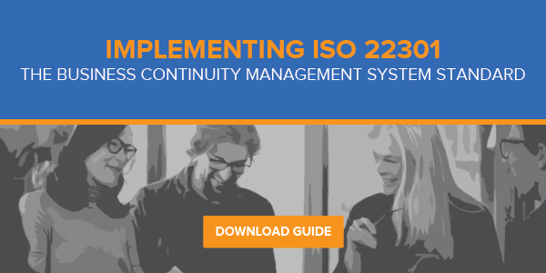 Download Implementing ISO 22301