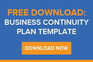 Business Continuity Plan Template - Avalution Consulting