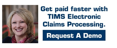 Janet TIMS Software Audiology Claims Processing Request Demo