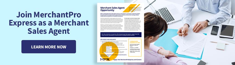 Merchant Sales Opportunity