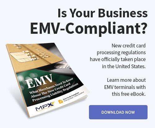 EMV Credit Card Terminals