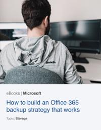 office 365 backup strategy