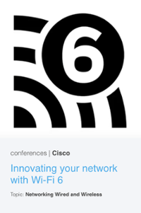 Cisco WiFi 6 innovating your network
