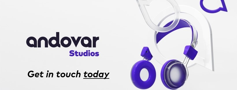 Contact Andovar Studios