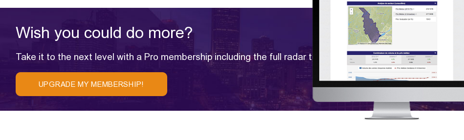 Wish you could do more? Take it to the next level with a Pro membership  including the full radar tool and many more useful functions!  Upgrade my  membership!