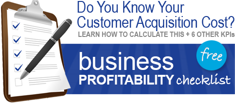 business profitability checklist