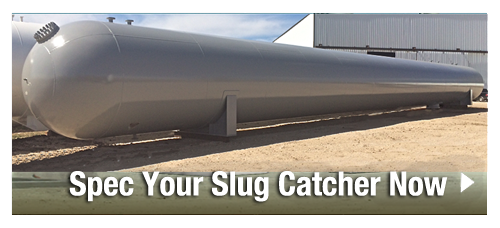 Click to Request Your Slug Catcher Quote