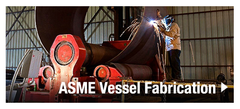 Custom ASME NGL LPG Propane Pressure Vessel Fabrication
