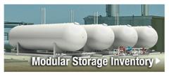 Modular NGL LPG Storage Tank Inventory