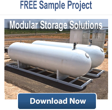 Free Modular NGL Bulk Storage Plant Project Sample