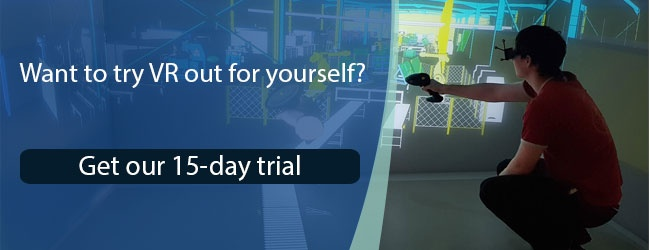 Try our 15 day trial of TechViz VR software