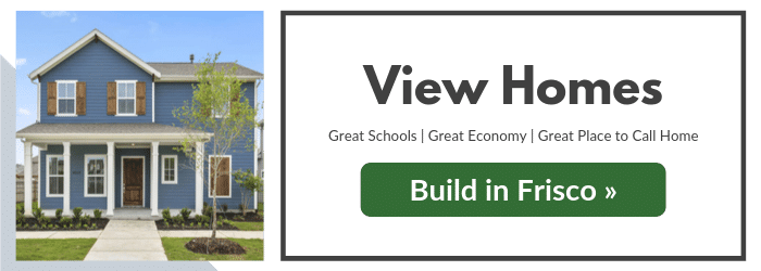 View Homes, Build in Frisco
