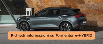 Richiedi informazioni su Formentor e-HYBRID