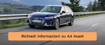 Richiedi informazioni su Audi A4 Avant