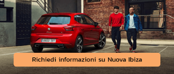 Richiedi informazioni su Nuova SEAT Ibiza