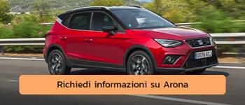Richiedi informazioni su SEAT Arona