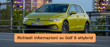 Richiedi informazioni su Golf 8 eHybrid