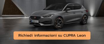Richiedi informazioni su CUPRA Leon