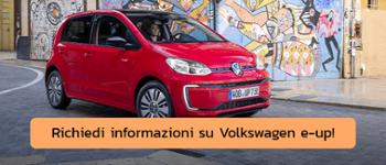 Richiedi informazioni su Volkswagen e-up!