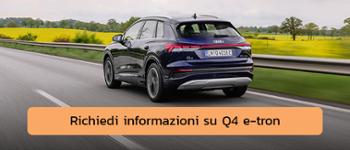 Scopri Audi Q4 e-tron