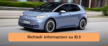 Richiedi informazioni su Volkswagen ID.3