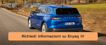 Richiedi informazioni su Nuovo ŠKODA Enyaq iV