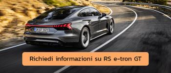 Scopri Audi RS e-tron GT