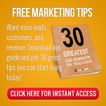 Download Our Guide Of The 30 Greatest Tips To Generate Leads
