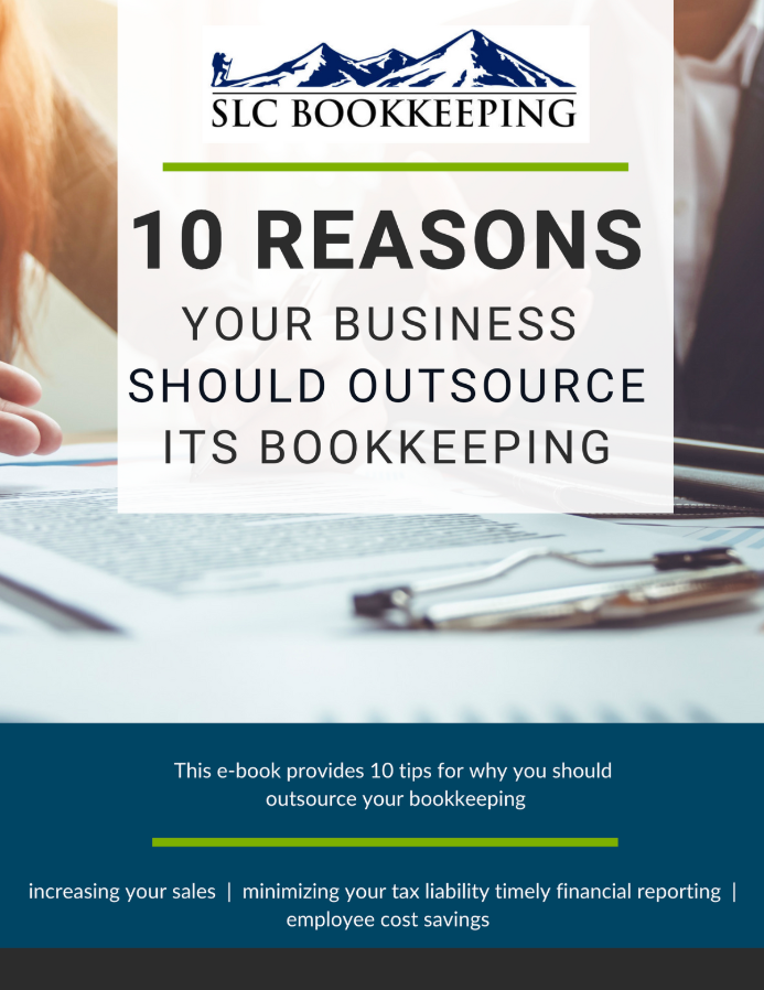 Reasons to use outsourced bookkeeping