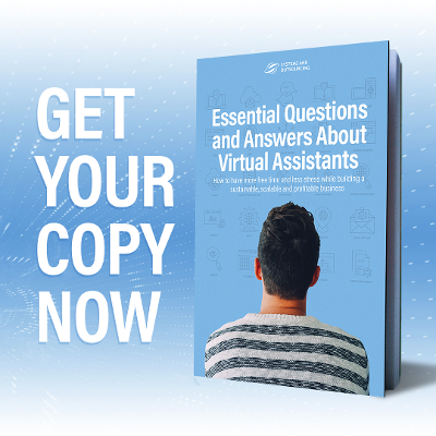 download our free ebook essential questions and answers about virtual assistants