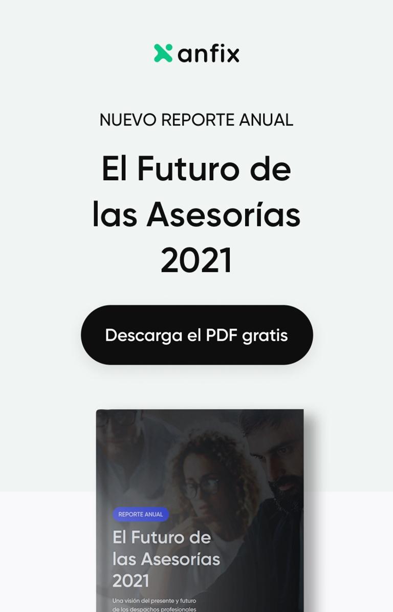 El futuro de las Asesorias en 2021