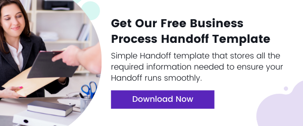 Download this Handoff Agreement Template