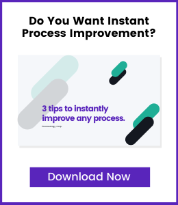 3 tips to instantly improve any process e-guide