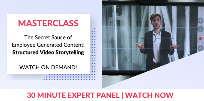 Structured Storytelling MasterClass