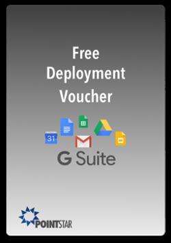 Free deployment voucher promo