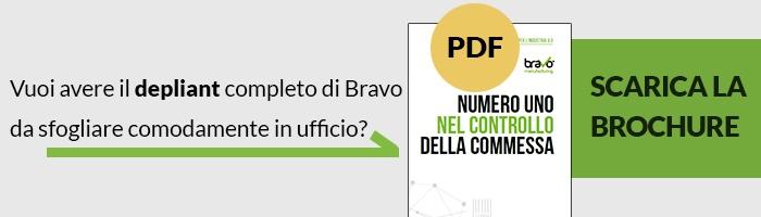 scarica la brochure completa di Bravo Manufacturing