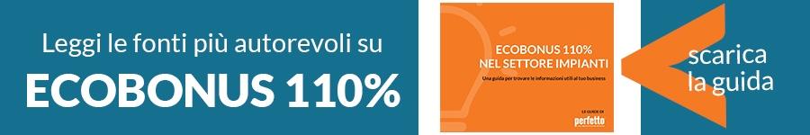 scarica a guida su Ecobonus 110%