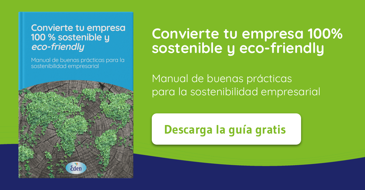 Descarga el ebook Empresa 100% sostenible y eco-friendly
