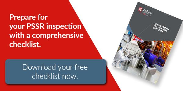 pssr inspection