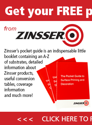 Request Your Free Zinsser Pocket Guide