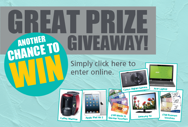 Click to enter the prize draw