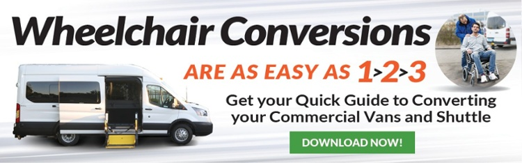 Wheelchair Conversions are as Easy as 1>2>3 Get your Quick Guide