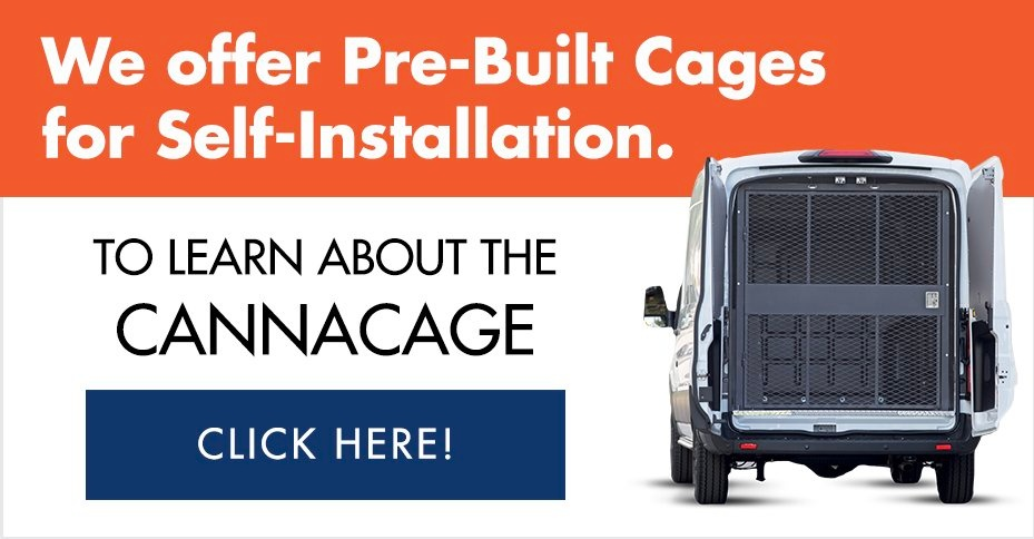 We offer pre-built cages for self-installation. To learn about the CannaCage click here!