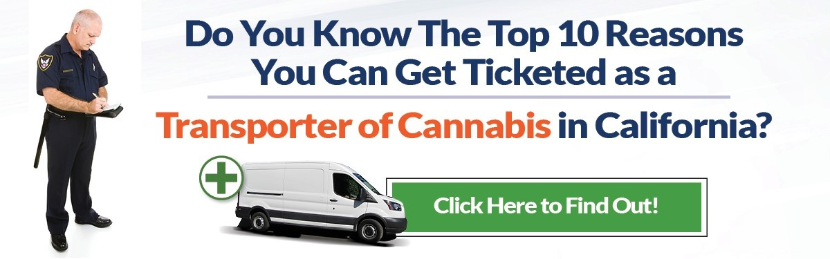 Top 10 Reasons You Can Get Ticketed