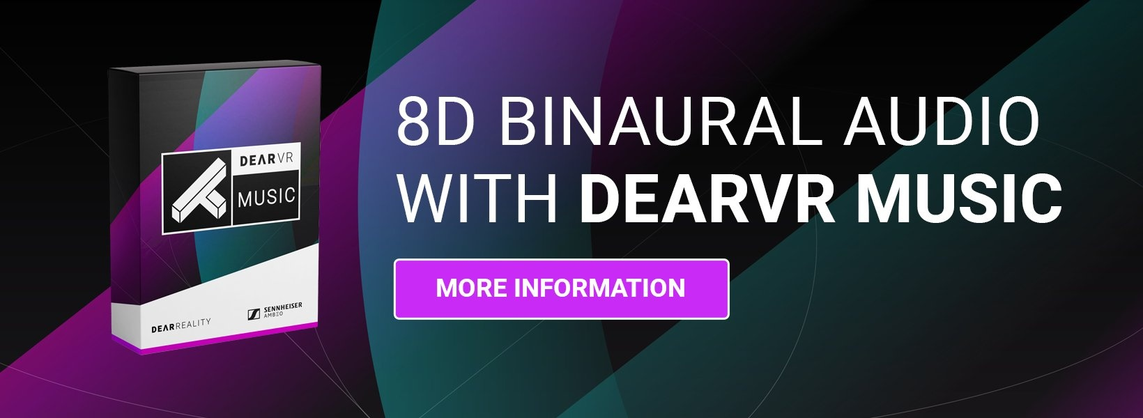 dearVR MUSIC - More Information