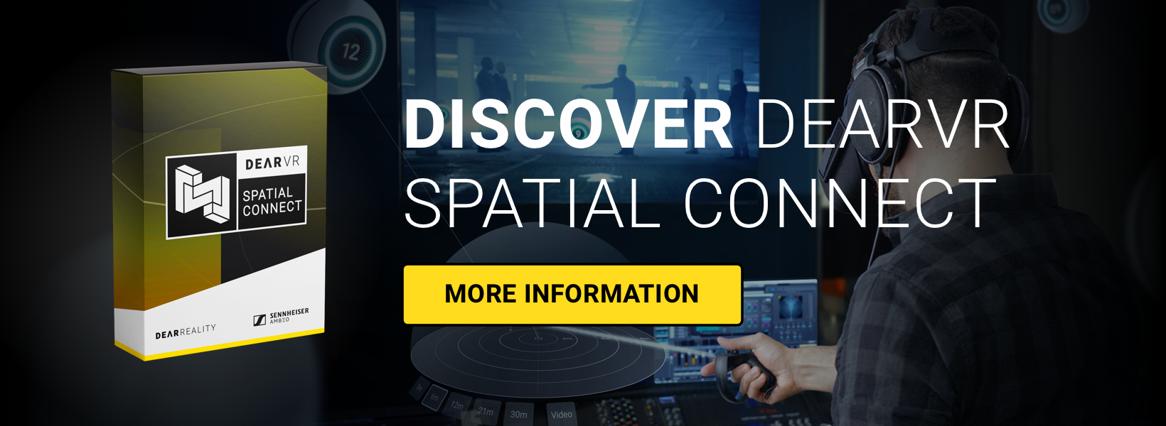 Discover dearVR SPATIAL CONNECT