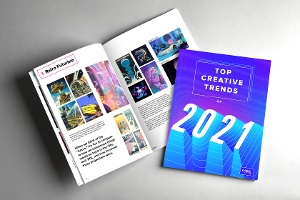 Top Creative Trends of 2021 eBook