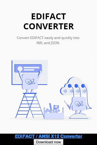 EDIFACT / ANSI X12 Converter Download now